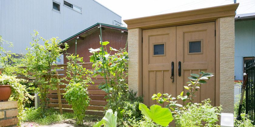 ガーデン、お庭、デザインリフォーム