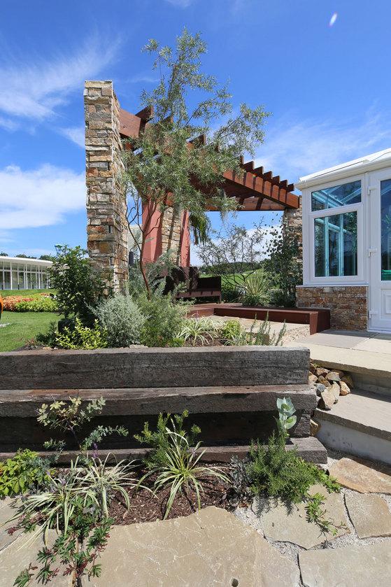 ガーデン、庭、デザインリフォーム