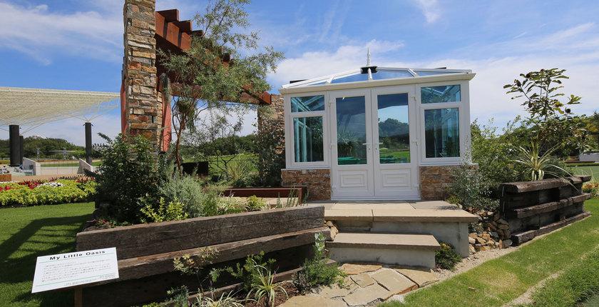 ガーデンルーム、ガーデン、庭