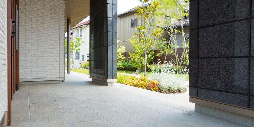 エクステリア、外構、ガーデン、庭