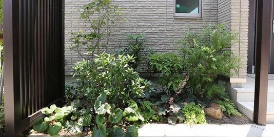 植栽、外構、リフォーム
