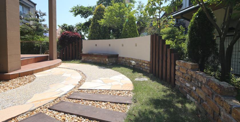 リフォーム、ガーデン、庭