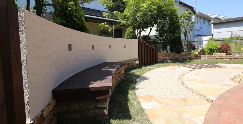 リフォーム、庭、ガーデン